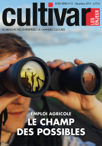 Cultivar Les Enjeux décembre 2019