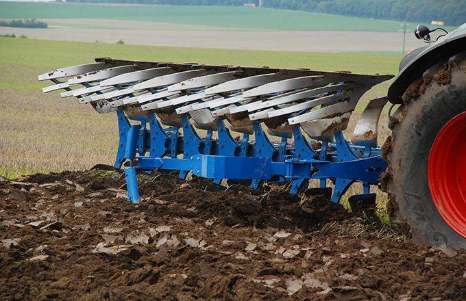 Rotation, labour et date de semis retardée peuvent diminuer la densité d'adventices résistantes. N.Chemineau/Pixel image