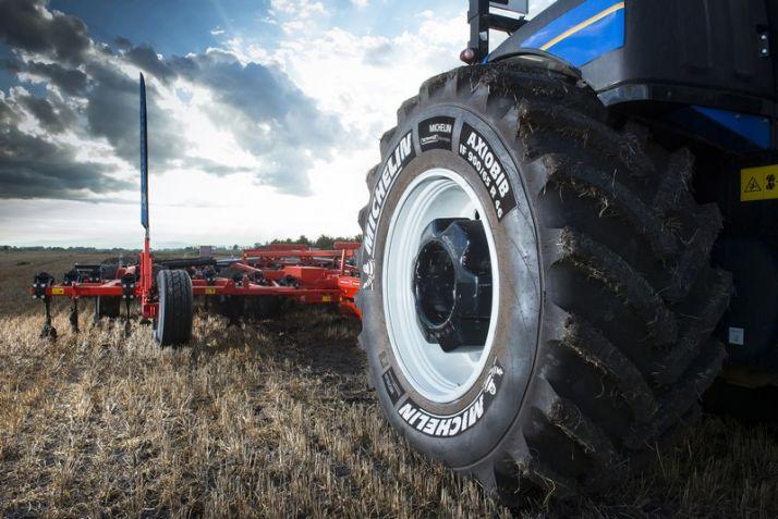 Des pneus connectés chez Michelin: Photo Michelin
