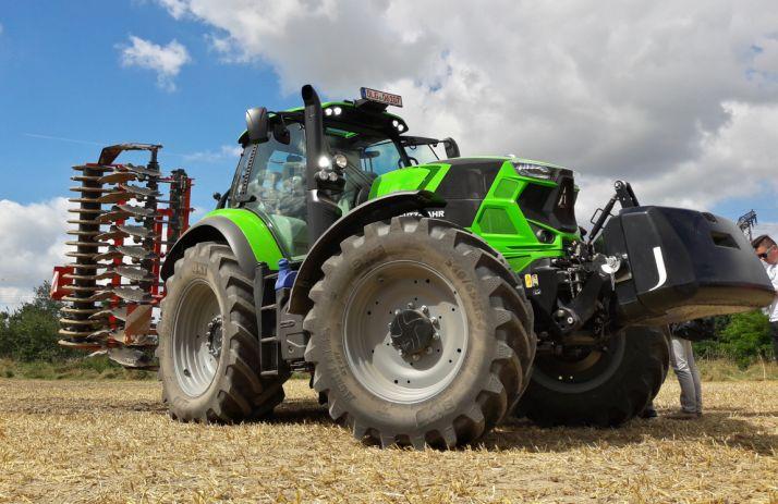Deutz fahr s ries 6 7 bodybuild s et relook s cultivar - Cars et les tracteurs ...