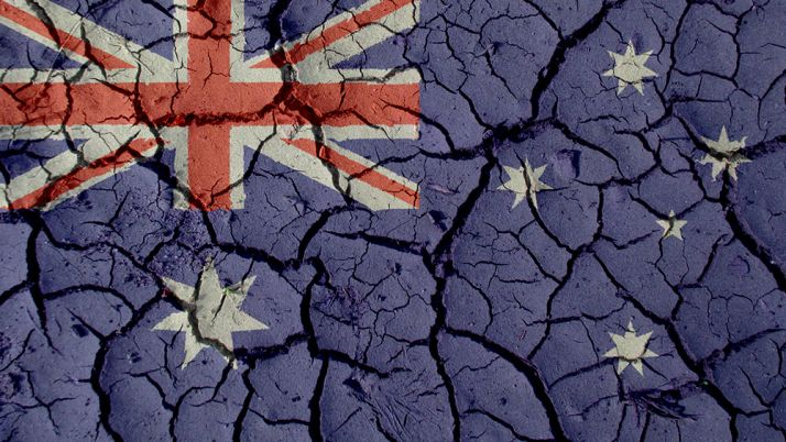 Export blé Australie