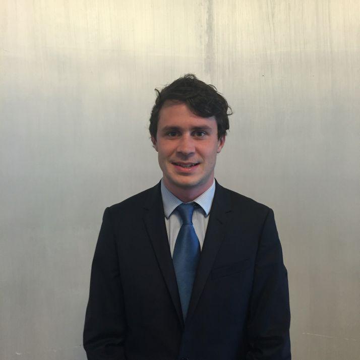 Alexandre Boy, consultant, analyste de marché pour le cabinet Agritel.