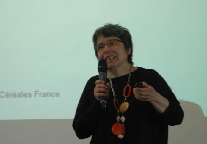Andrée Defois, présidente de Tallage. © DR