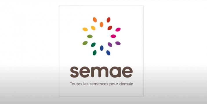 La création de Semae se concrétise par un nouveau logo et sa baseline « Toutes les semences pour demain ».