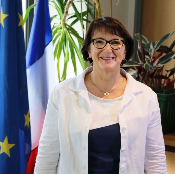 Christiane Lambert élue à la tête du Copa-Cogeca. Crédit FNSEA