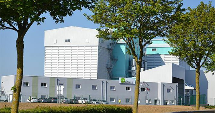 La nouvelle station de semences d'Exelience est en test industriel depuis mi-mars. Photo : S.Bot/ATC