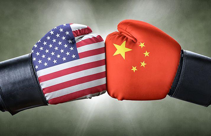 Chine-USA : la guerre commerciale est déclarée. ©Zerbor/Fotolia
