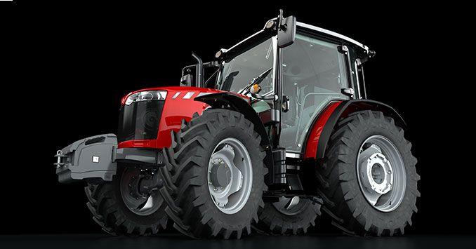 La nouvelle gamme 5700 arrive chez Massey Ferguson. Photo: Massey Ferguson
