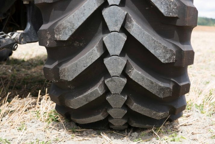 Michelin propose un pneu 2 en 1. Photo: Michelin