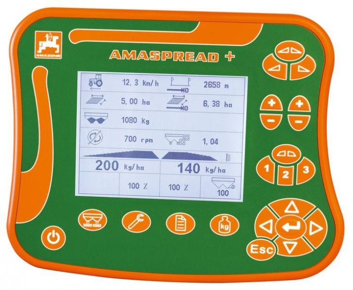 Le ZA-V Profis Control arrive chez Amazone. Photo: Amazone