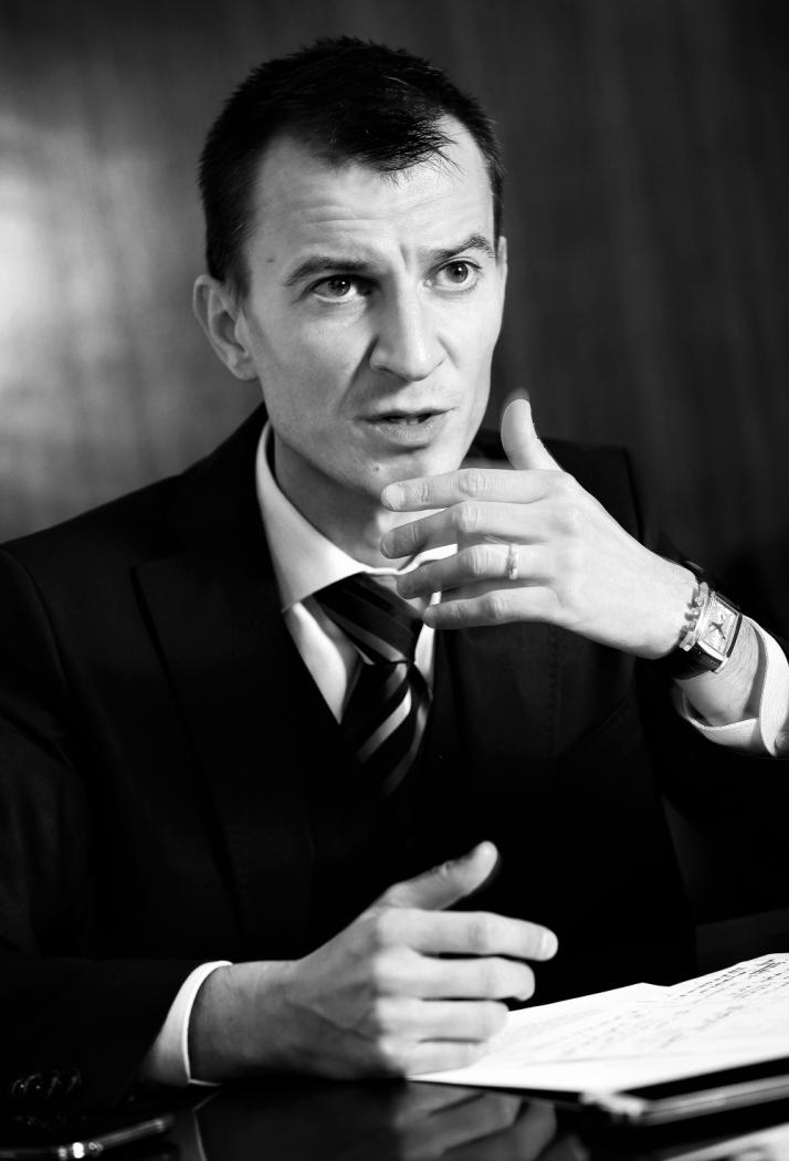 Sebastien Abis, Directeur Club Demeter, chercheur associé Iris. Crédit: DR