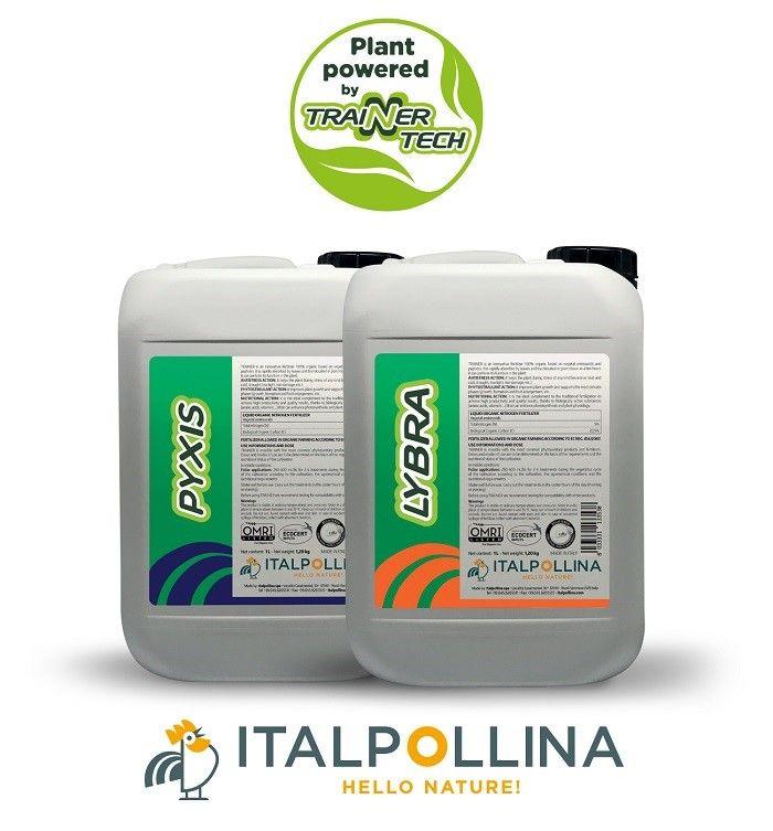 Une nouvelle technologie de biostimulants par Italpollina