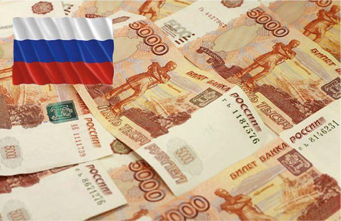 Mercredi 20 janvier 2015, la monnaie russe atteignait un nouveau plus bas historique. © Fablok et campre83/Fotolia