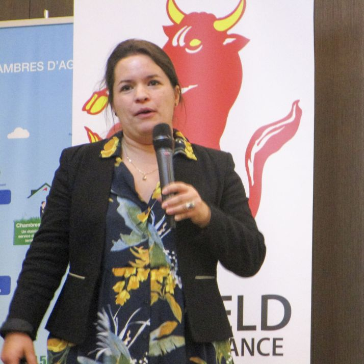 Yolaine Pages crédit Nuffield