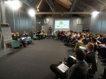 lancement expérimentation contrat de flière grandes cultures bio - crédit : Gabnor