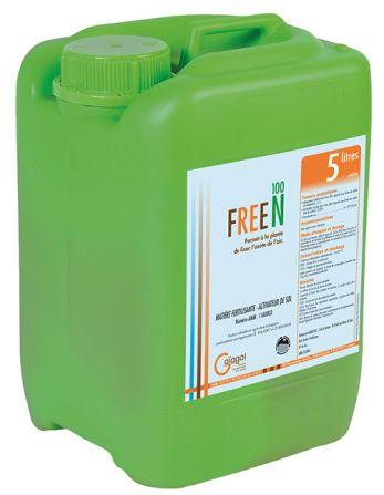 Gaïago : Free N 100, le premier activateur de sol. © Gaïago