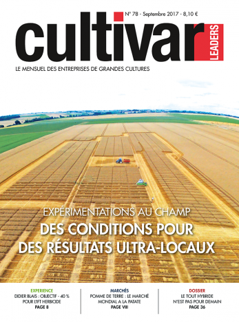 Cultivar Leaders 78 septembre 2017