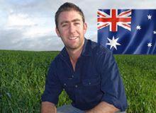 Andrew Baldock, Australie. Photo : DR