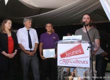 Un éleveur lauréat des Graines d'Agriculteurs 2016
