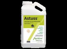 Astuss, adjuvant pour bouillies herbicides. © Agridyne