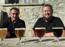 Dans les Alpes-de-Haute-Provence, Boris Pougnet et son oncle Georges Pougnet produisent de la bière biologique.