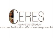 Le premier colloque de Ceres sur la fertilisation et l'impact environnemental se déroulera le 31 mai à l'Académie d'Agriculture à Paris.