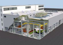 Claas investit dans un nouveau centre de tests et de validation. © Claas