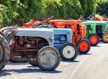Quel est le premier tracteur que vous avez conduit ? © Jojojo07/Fotolia