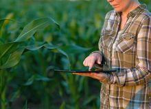 Agriculture de précision, mobile & connectée : Weenat présente ses nouveautés. © Bits and Splits/Fotolia