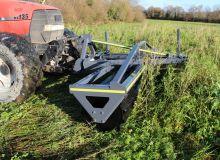 Un rouleau FACA signé Sky-Agriculture. Photo: Sky Agriculture