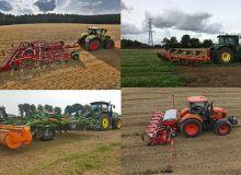 Toutes les nouveautés travail du sol/semis de la semaine