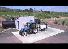 AXE ENVIRONNEMENT : aire de lavage et remplissage de Puyloubier