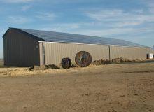 Bâtiment photovoltaïque Indre Énergie solaire