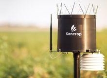 Sencrop récompensé pour sa station agro-météo de précision. Photo: Sencrop