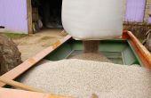 Avec la crise du coronavirus, des blocages sont soulevés par l'Afaïa, notamment au niveau de lalogistique du transport des fertilisants.© M. Lecourtier/Media et Agriculture