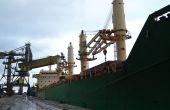 En Russie, beaucoup d'investissements ont été réalisés sur la logistique portuaire, pour permettre de charger rapidement des gros volumes. © S.Bot/Pixel image