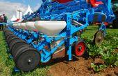 Localiser l'engrais au semis a permis d'économiser jusqu'à 20% de la dose totale conseillée. ©M.Lecourtier/Pixel Image