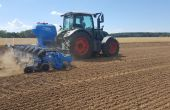 Lemken mise sur le DeltaRow pour son monograine. Photo: S.Billaud/Pixel Image