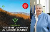 Agenda rural avec Jacqueline Gourault, ministre de la Cohésion des territoires