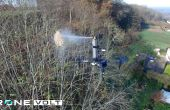 Un drone pour lutter contre le frelon asiatique. Photo: Drone Volt