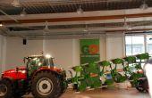 Amazone rachète l'usine de charrue Vogel & Noot. Photo: S.Billaud/Pixel Image