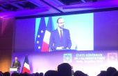 Le Premier Ministre Edouard Philippe ouvre les États généraux de l'alimentation. © H. Sauvage/Pixel Image
