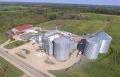 Jay Drozd exploite 3640 hectares dans le sud-ouest du Michigan, au nord de la Corn Belt. Photo : DR