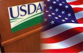 5200 emplois menacés à l'USDA. © H. Sauvage/Pixel image