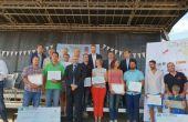 Lors des Terres de Jim, les trois lauréats des Graines d'agriculteurs 2018 ont été dévoilés.