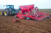 L'Espro de Kuhn disponible en 4m repliable. Photo: Kuhn
