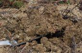 Le taux de matière organique seul n'a que peu d'intérêt, il en acquiert en le comparant au taux d'argile d'un sol.