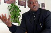 Moussa Para Diallo, représentant d'instances agricoles guinéennes.