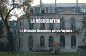 Le site du magazine Télérama diffuse un documentaire sur les coulisses de la négociation de la PAC en 2013.