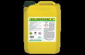 Le 28 août dernier, Action Pin a reçu la décision de l'Anses validant l'extension d'AMM sur septoriose de ses fongicides à base de soufre, à savoir Heliosoufre S, Helioterpen Soufre, Vertisoufre et Biosoufre. Photo Action Pin